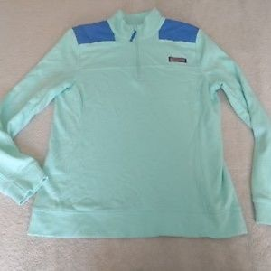 Vineyard Vines 1/4 Zip Fleece Med